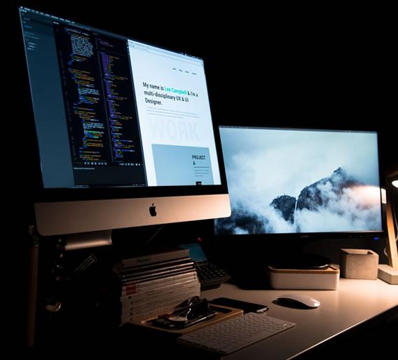 Aquaritech IT Solutions Website Development